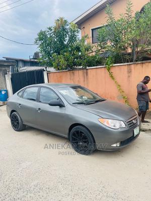 Hyundai Elantra 2008 Gray   Cars for sale in Lagos State, Ajah