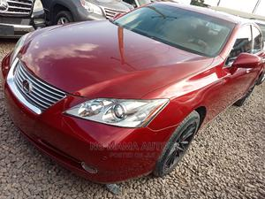 Lexus ES 2009 350 Red | Cars for sale in Lagos State, Agege