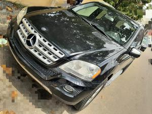 Mercedes-Benz M Class 2009 ML550 AWD 4MATIC Black | Cars for sale in Lagos State, Surulere