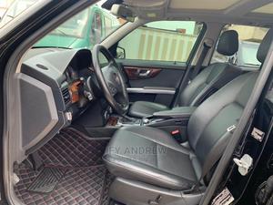 Mercedes-Benz GLK-Class 2011 350 Black | Cars for sale in Lagos State, Amuwo-Odofin