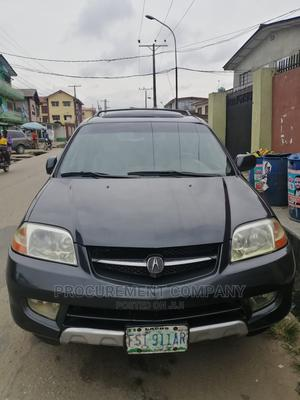 Acura MDX 2004 Touring Package Black   Cars for sale in Lagos State, Ojo