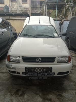 Volkswagen Caddy 2002 White   Cars for sale in Lagos State, Ifako-Ijaiye