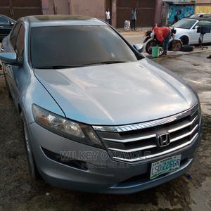 Honda Accord Crosstour 2010 EX Blue | Cars for sale in Lagos State, Shomolu