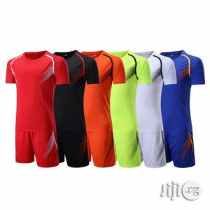 Get Your Quality Set Of Football Jerseys,At Favour Sports   Clothing for sale in Rivers State, Port-Harcourt