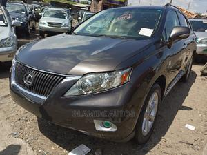 Lexus RX 2012 Brown   Cars for sale in Lagos State, Apapa