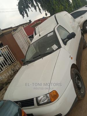 Volkswagen Caddy 2000 White   Cars for sale in Lagos State, Ifako-Ijaiye