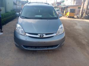 Toyota Sienna 2008 XLE Limited Blue | Cars for sale in Lagos State, Agege