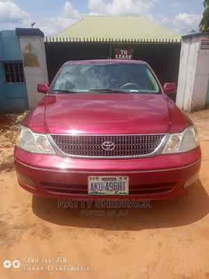 Toyota Avalon 2007 Red | Cars for sale in Anambra State, Awka