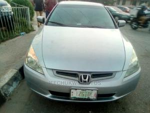 Honda Accord 2004 2.4 Type S Automatic Silver | Cars for sale in Lagos State, Ikeja