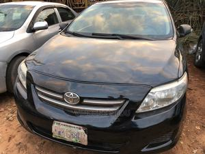 Toyota Corolla 2010 Black   Cars for sale in Anambra State, Onitsha