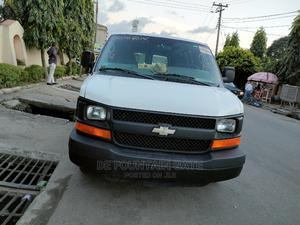 Chevrolet Express 2004 Cargo Van 1500 AWD White   Cars for sale in Lagos State, Ogba