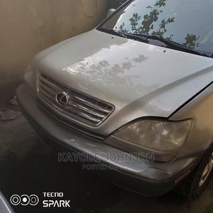 Lexus RX 2005 300 Silver   Cars for sale in Lagos State, Ojodu