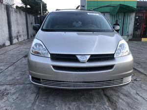 Toyota Sienna 2005 LE AWD Gray   Cars for sale in Lagos State, Ogba