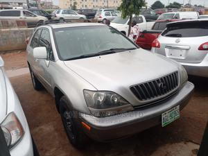 Lexus RX 2000 Gold | Cars for sale in Lagos State, Ojodu