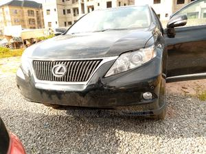 Lexus RX 2010 350 Black | Cars for sale in Abuja (FCT) State, Lokogoma