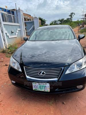 Lexus ES 2009 350 Black | Cars for sale in Edo State, Benin City