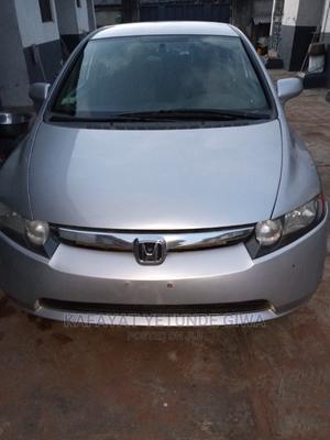 Honda Civic 2008 Silver | Cars for sale in Lagos State, Ikorodu
