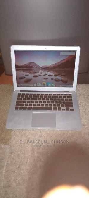 Laptop Apple MacBook Air 2010 4GB Intel Core 2 Duo SSD 128GB | Laptops & Computers for sale in Lagos State, Ilupeju