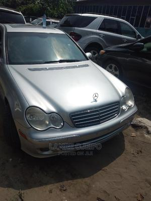 Mercedes-Benz C240 2006 Silver | Cars for sale in Oyo State, Akinyele