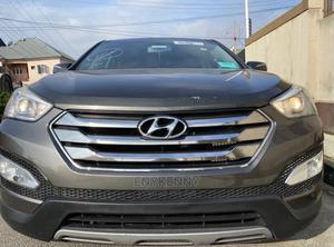 Hyundai Santa Fe 2013 Gray | Cars for sale in Lagos State, Ikeja