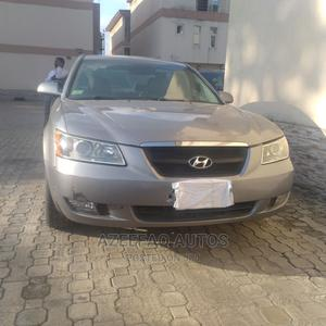 Hyundai Sonata 2006 2.7 V6 GLS Gray   Cars for sale in Lagos State, Surulere