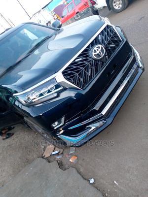 Upgrade Lexus GX 470 2008 to Toyota Land Cruiser Prado 2018 | Vehicle Parts & Accessories for sale in Lagos State, Mushin