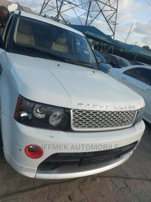 Land Rover Range Rover Sport 2006 HSE 4x4 (4.4L 8cyl 6A) White   Cars for sale in Lagos State, Ajah