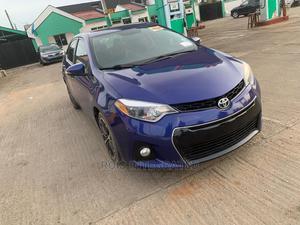 Toyota Corolla 2014 Blue   Cars for sale in Lagos State, Ikotun/Igando