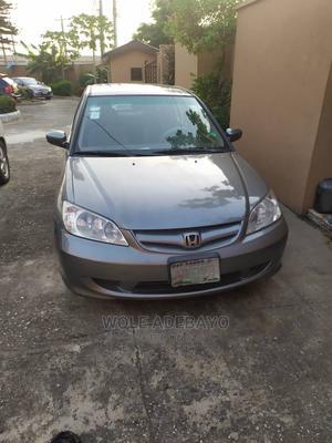 Honda Civic 2005 1.6i LS Automatic Gray   Cars for sale in Lagos State, Ogudu