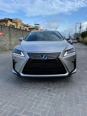 Lexus RX 2016 350 FWD Silver   Cars for sale in Lagos State, Lekki