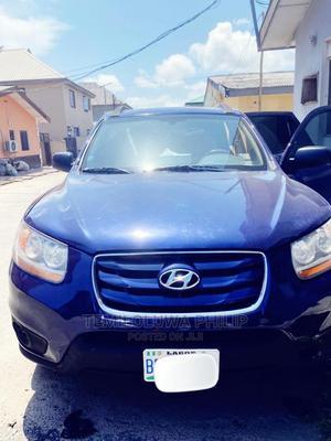 Hyundai Santa Fe 2010 Blue | Cars for sale in Lagos State, Victoria Island