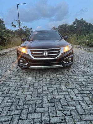Honda Accord Crosstour 2015 EX Black | Cars for sale in Lagos State, Ajah