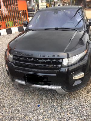 Land Rover Range Rover Evoque 2013 Pure AWD 5-Door Black   Cars for sale in Lagos State, Abule Egba