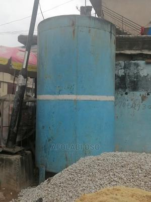 5,000 Ltrs Capacity Steel Tank   Store Equipment for sale in Lagos State, Mushin