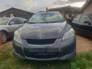 Toyota Matrix 2010 Gray | Cars for sale in Oyo State, Akinyele