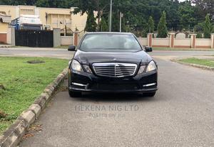 Mercedes-Benz E350 2012 Black | Cars for sale in Abuja (FCT) State, Garki 2
