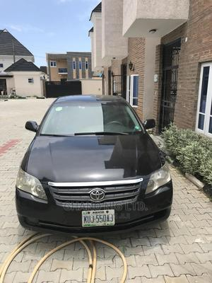 Toyota Avalon 2006 XLS Black | Cars for sale in Lagos State, Ajah