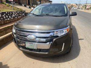 Ford Edge 2012 SE 4dr FWD (3.5L 6cyl 6A) Brown | Cars for sale in Oyo State, Ibadan