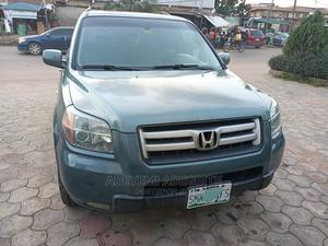 Honda Pilot 2006 Green | Cars for sale in Lagos State, Alimosho