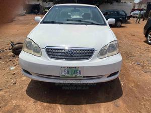 Toyota Corolla 2004 LE White | Cars for sale in Abuja (FCT) State, Utako