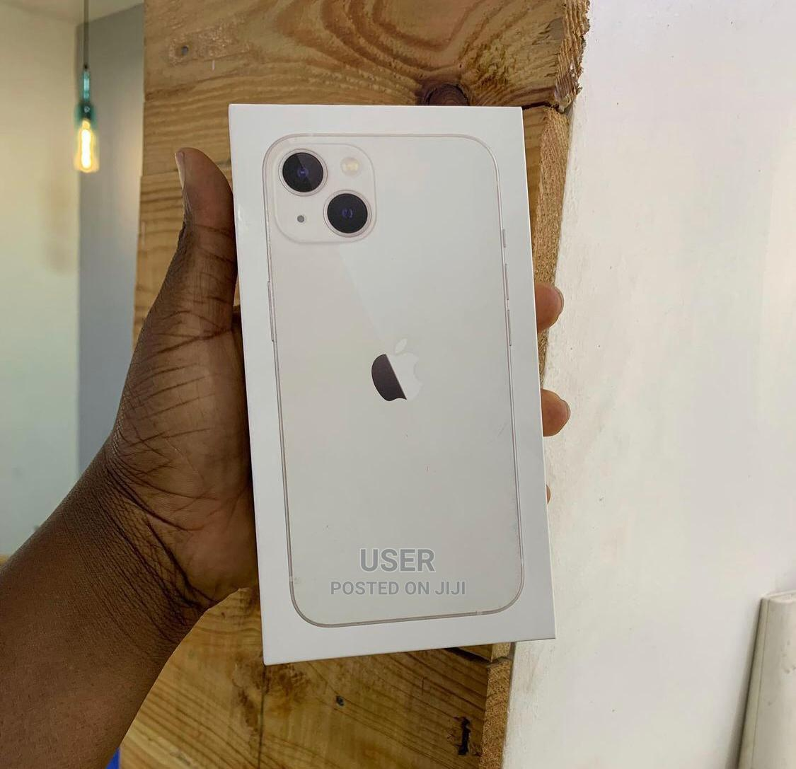 New Apple iPhone 13 128 GB Silver | Mobile Phones for sale in Ikeja, Lagos State, Nigeria