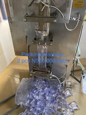 Sachet Water Packaging Machines   Manufacturing Equipment for sale in Akwa Ibom State, Uyo