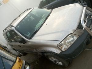 Honda CR-V 2000 Silver   Cars for sale in Lagos State, Oshodi