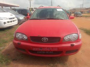 Toyota Corolla 1998 Station Wagon Red   Cars for sale in Lagos State, Ikorodu
