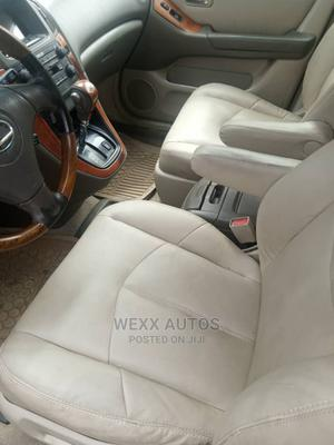 Lexus RX 2002 300 4WD Silver   Cars for sale in Rivers State, Port-Harcourt