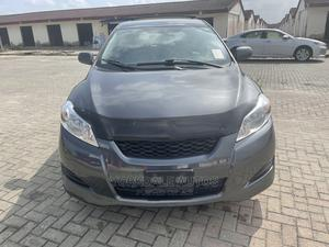Toyota Matrix 2009 Gray | Cars for sale in Lagos State, Ajah