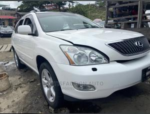 Lexus RX 2005 330 4WD White   Cars for sale in Lagos State, Apapa