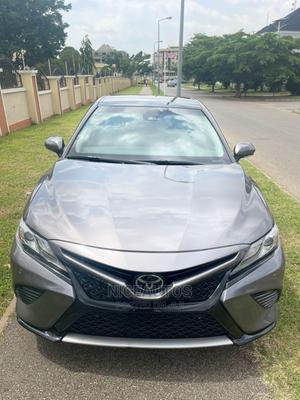 Toyota Camry 2018 XSE FWD (2.5L 4cyl 8AM) Gray   Cars for sale in Abuja (FCT) State, Central Business District