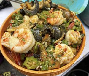 Seafood Okra | Meals & Drinks for sale in Rivers State, Port-Harcourt