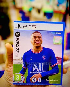 Brand New Sony Playstation PS5 Fifa 22 | Video Games for sale in Lagos State, Agege